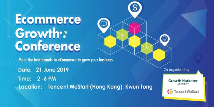 Ecommerce Growth Conference Flyer
